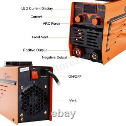 220V 300A ARC Electric Welding Machine MMA-300 IGBT Inverter Stick Welder Solder