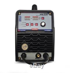 220V MIG TIG ARC Welder Inverter 200A Gasless Lift TIG MIG Stick Welding Machine