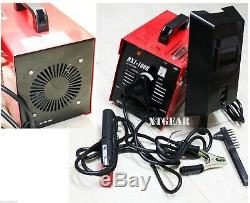 MMA 100 AMP ELECTRODE ARC WELDER STICK ROD WELDING MACHINE withCooling Fan NEW