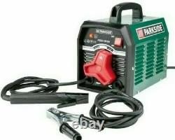PARKSIDE Arc Welder Max 100A PESG 120 B4 with Shield & 5 welding Rods Brand New