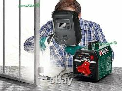 PARKSIDE Arc Welder Max 100A PESG 120 B4 with Shield & 5 welding Rods New