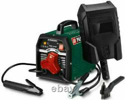 PARKSIDE Arc Welder Max 100A PESG 120 B4 with Shield & 5 welding Rods New Fast