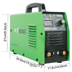 Reboot ARC135 Portable Stick Welder 110V/220V High Frequency Duty Cycle Welding