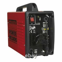 Sealey Arc Welder 140Amp with Accessory Kit 140XT