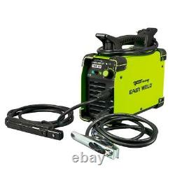 Stick Welder 120-Volt 90A Easy Weld Arc Lightweight For Automotive Home Projects